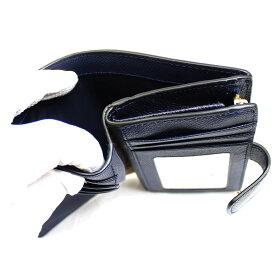 コーチCOACHレディース財布二つ折り財布ミッドナイトブルーレザーミディアムf53436immidアウトレットあす楽対応【RCP】【はこぽす対応商品】