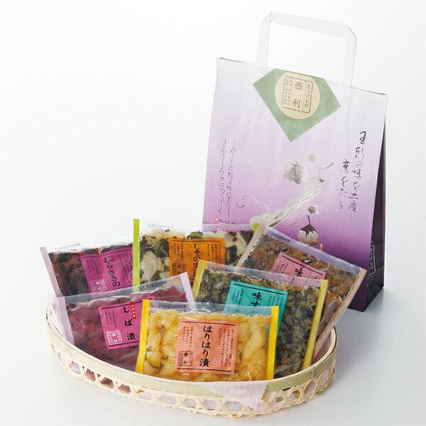 【西利・味の小袋 6袋入】 【漬物・京都・手土産...の商品画像