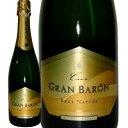 NIKKEIプラスのスパークリングワイン特集で堂々の第二位を獲得したブランドグラン・バロンブリュットナチューレスペインワインワインwine