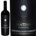 【イタリアトップ生産者】ファンティーニ・ファルネーゼ・モンテプルチアーノ・ダブルツォオ イタリアワイン ワイン wine 【ヴィンテージは順次変わります】