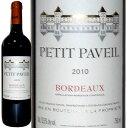 プティ・パヴィル[2010]AOCボルドー シャトー・パヴィル・ド・リューズ PETIT PAVEIL (CHATEAU PAVEIL DE LUZE) フランスワイン ボルドー ワイン bordeaux wine