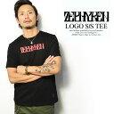 ゼファレン ZEPHYREN LOGO S/S TEE【メンズ レディース Tシャツ 半袖 ロゴ】ストリート 福袋