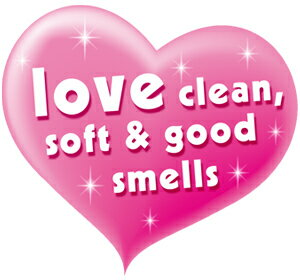 loveclean,soft&goodsmells