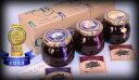 ブルーベリー 【信濃の国のブルーベリー】 【ブルーベリージャム】 千曲川の香り 300グラム大瓶3種詰合 税別 (送料700円均一)