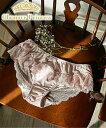 ショーツ パンツ (3L-5L) 大きいサイズ グラマープリンセス フリルショーツ ニッセン nissen 下着 ショーツ レディース おしゃれ かわいい 女性