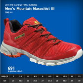 30%OFF★2015年カラー【モントレイル】メンズ マウンテンマゾヒストIII★montrail Men's Mountain Masochist III[GM2181]Bright Red×Black【CLMON2015】