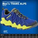 40%OFF★2016年モデル【モントレイル】メンズ トランスアルプス★Men's TRANS ALPS [GM2223] Azul / Zour【S73TS】トレイルランニング シューズ montrail 山岳レース 本格派【あす楽対応】