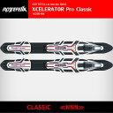 クロスカントリースキー/ローラースキー/25%OFF【NNN】【クラシカル】XCELERATOR Pro Classic [XM10200168]【SALE】プレート付きのスキー板用 ビンディング ロッテフェラー alpina/MADHUHS/FISCHER/ROSSIGNOL/【RSBIN】