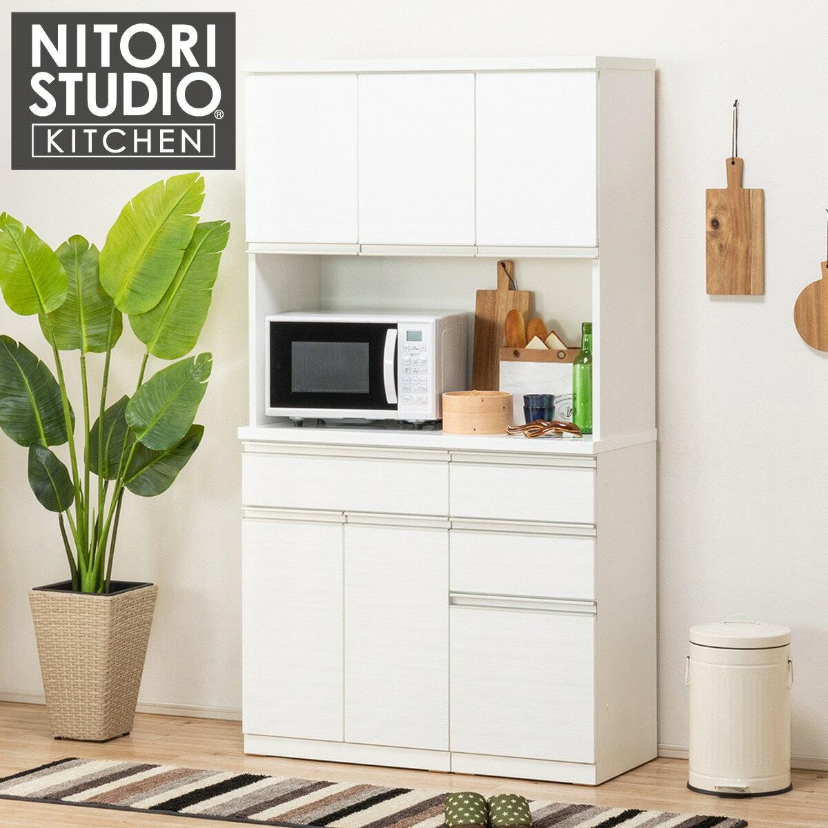 キッチンボード(リガーレ100KB WH)