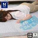 RoomClip商品情報 - 低反発入り接触冷感メッシュラグ(NクールSP T GY 185X185) ニトリ 【送料有料・玄関先迄納品】