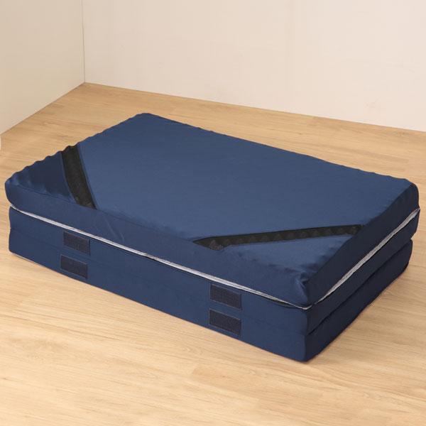 【送料無料】 敷布団 点で支える 体圧分散 敷ふとん シングル (テンデササエル3 S)
