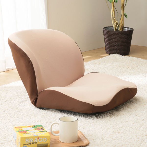 体にフィットする座椅子 フィット(カラダニフィットスルザイス フィット)
