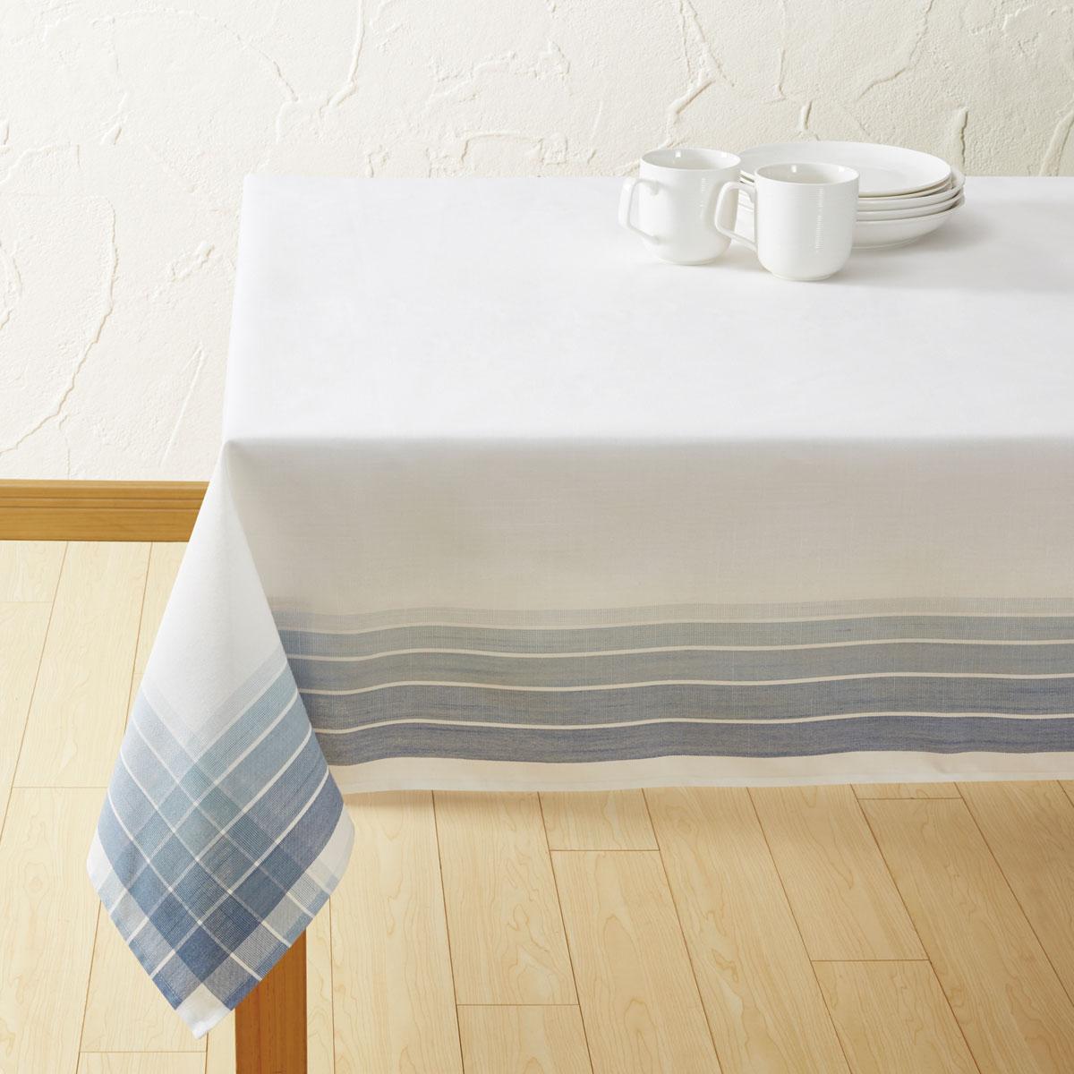 テーブルクロス 4人掛け用(フレームBL 130x170)