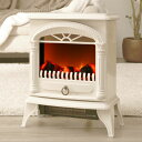 暖炉型ファンヒーター(IV18) ニトリ 【送料無料・玄関先迄納品】 【1年保証】