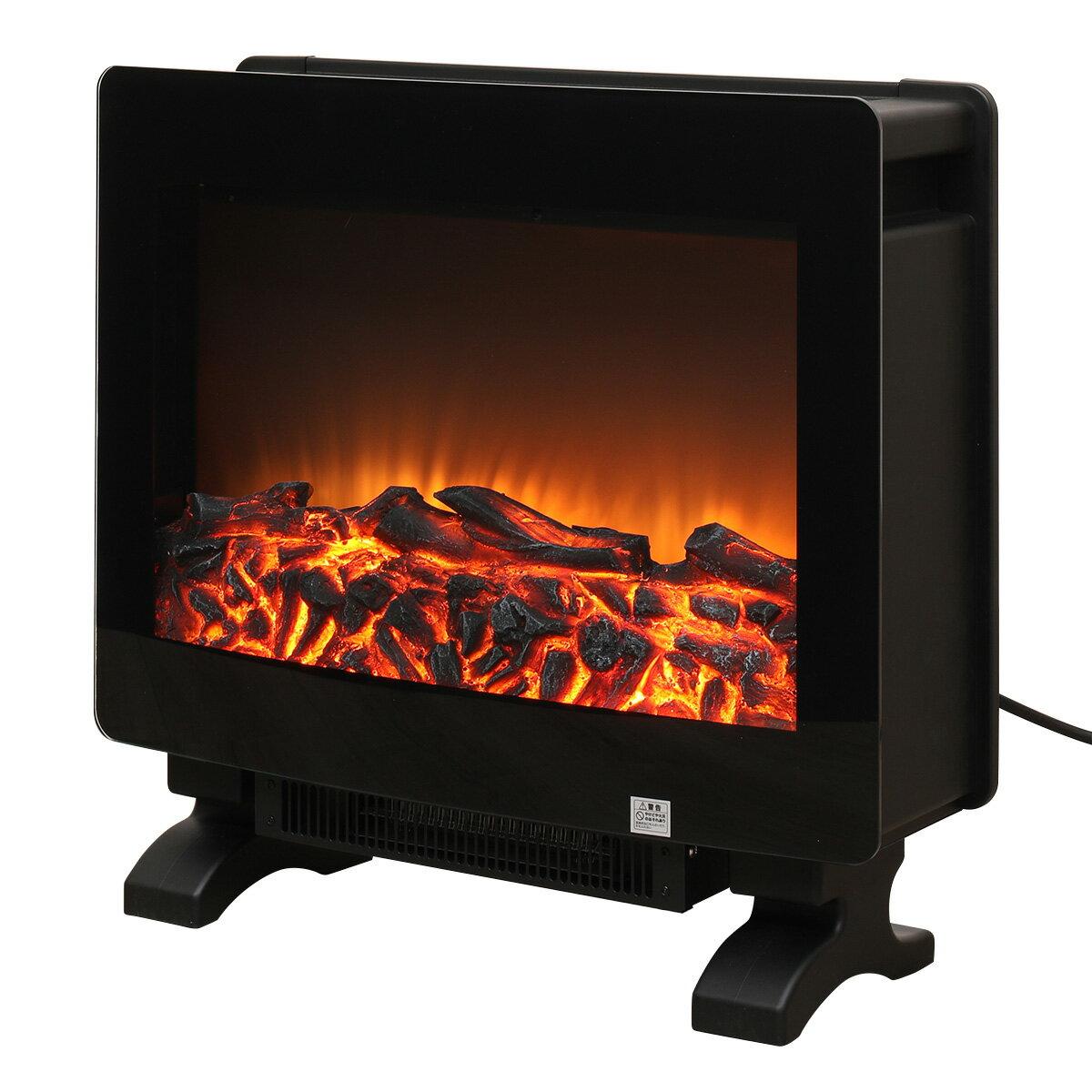 スリム暖炉型ファンヒーター(BK19)