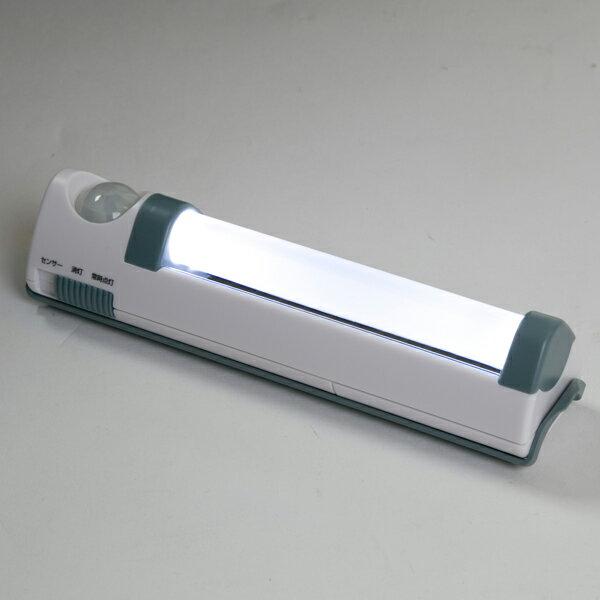 LEDセンサー付ライト(LEDセンサーツキライトPM-L255N)
