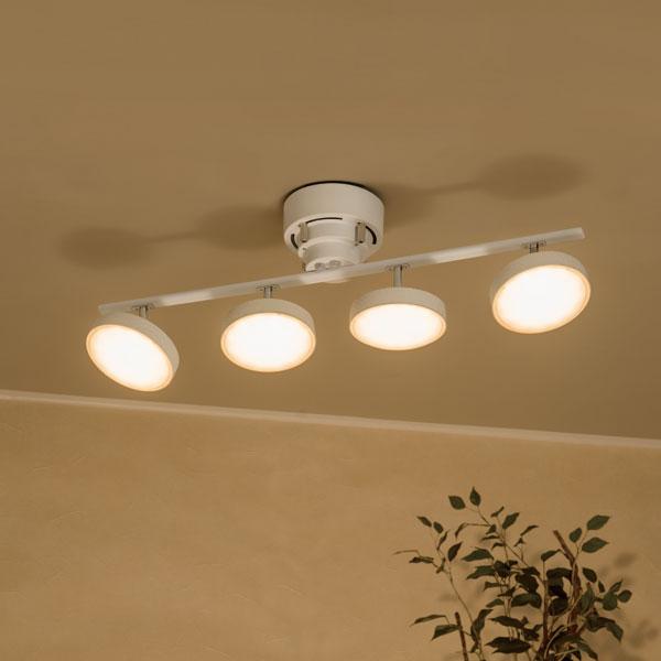 LEDシーリングライト キャトル(YY38W-4WW)