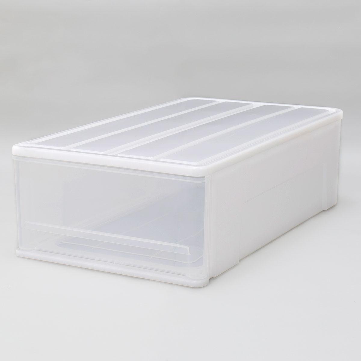 押入れ衣装ケース ワイドタイプ 3個セット(セレスFD オシイレワイドM H23)