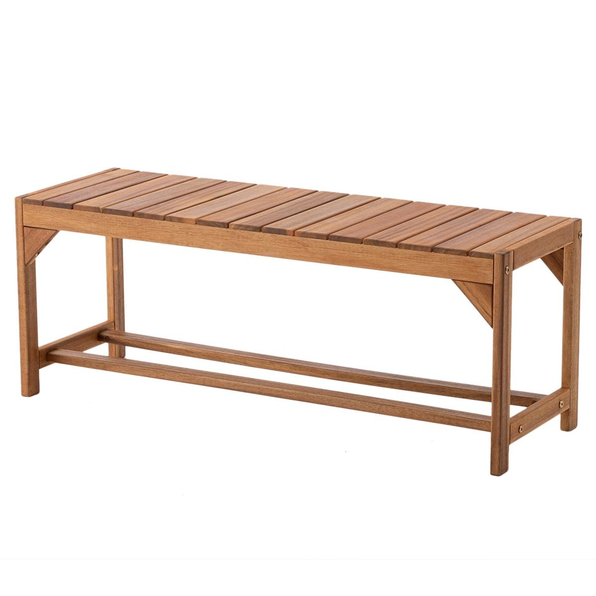 木製ガーデンベンチ(Lサイズ ITT)