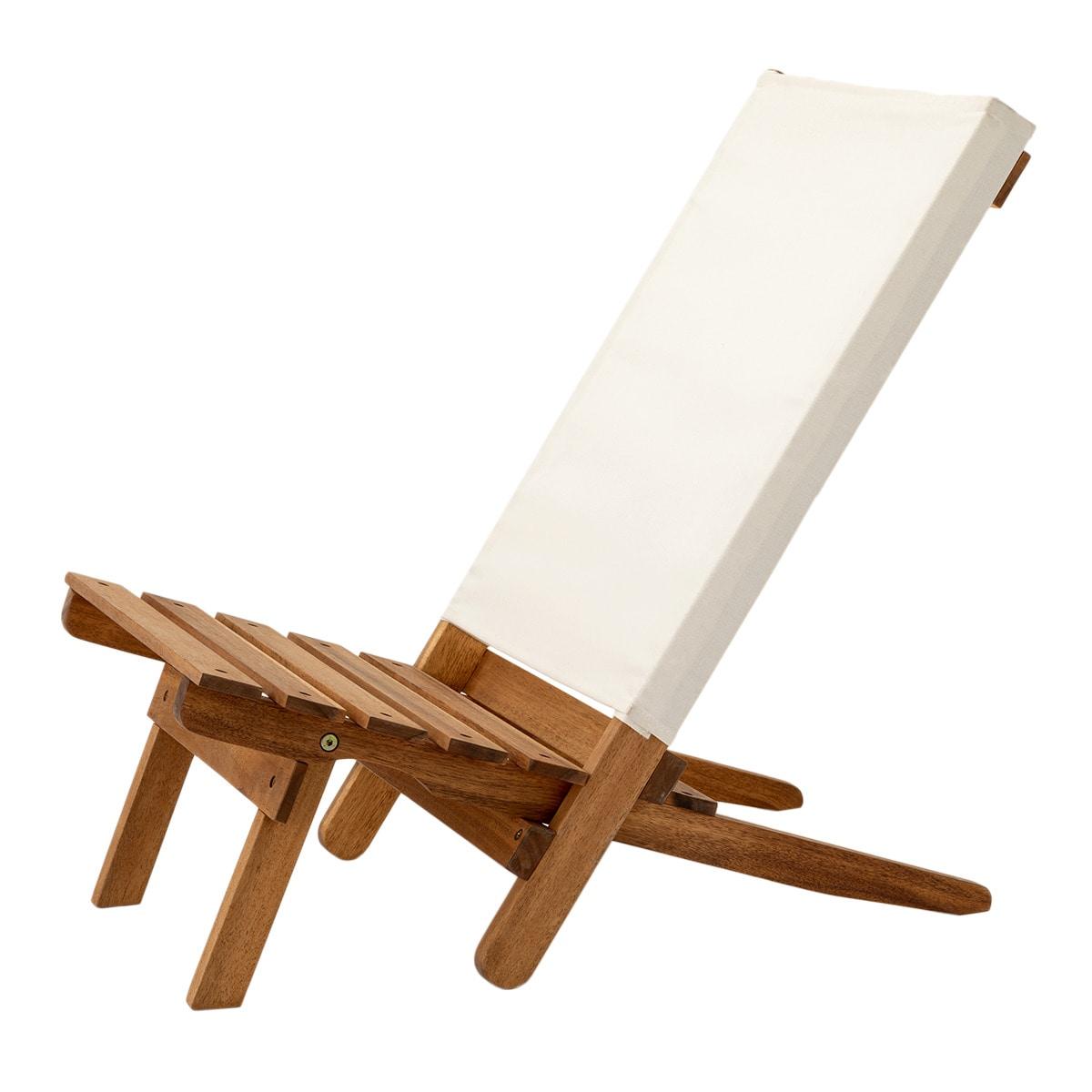 木製ポータブルチェア(IVT)