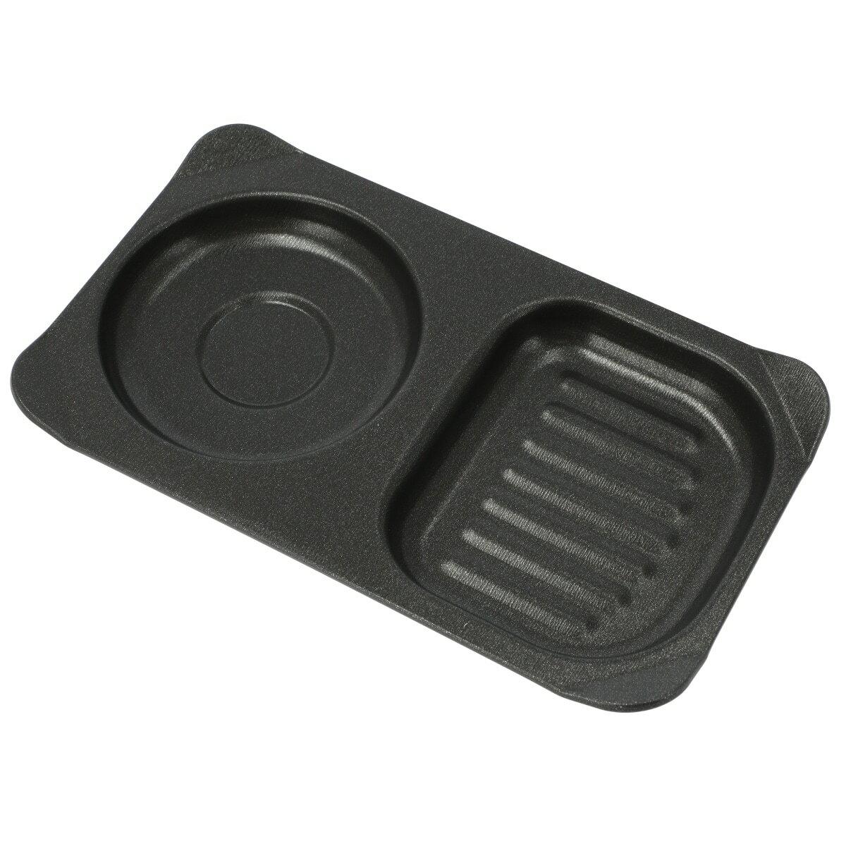 オーブントースター コンビプレート