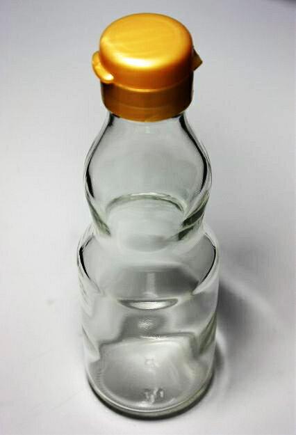 VO-180透明びん/24本入キャップ付【瓶 ...の紹介画像2