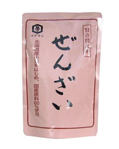 ◆セール SALE◆特製ぜんざい 180g 【北海道産小豆使用】【クリームぜんざい・白玉ぜんざい】