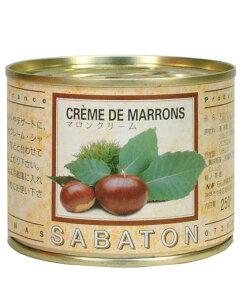 サバトンマロンクリーム