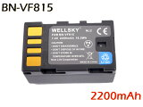 【あす楽対応】 ● Victor ビクター ● BN-VF815/BN-VF808 互換バッテリー ●純正充電器で充電可能 残量表示可能 ● GZ-MG221/GZ-MG220/G
