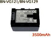 【あす楽対応】 ● Victor ビクター● BN-VG129/BN-VG121/BN-VG119/BN-VG138 互換バッテリー ●純正充電器で充電可能 残量表示可能 ● GZ-E225/GZ-E220/GZ-G5/GZ-EX270/GZ-EX250/GZ-E280/GZ-E320/GZ-E325/GZ-E345