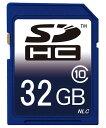 ■送料無料■【東芝製チップ】採用オリジナルブランド SDメモリーカード SDHCメモリーカード 32