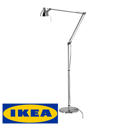 Nnmart rakuten global market ikea antifoni spot floor for Ikea floor lamp halogen