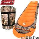 Coleman 寝袋 マミースリーピングバッグ コールマン ...