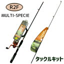 【訳アリ】R2F READY 2 FISH MULTI-SPECIE especes multiples【smtb-ms】n123-o