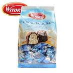 WITOR'S ウィターズ Bianco Cuore ミルクチョコレート プラリネ 1kg【クール便】 チョコレート ビアンコクオレ クリスプ入り ウィターズチョコレート
