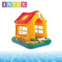 INTEX インテックス 子供プール 子犬のラブプールインテックスプール 子供 プール 屋根つき ビニールプール 家庭用プール