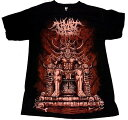 乐天商城 - 【THY ART IS MURDER】ザイアートイズマーダー「KING OF HELL」Tシャツ