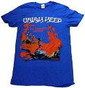 【URIAH HEEP】ユーライアヒープ「THE MAGICIANS BIRTHDAY」Tシャツ