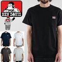 [ベンデービス]Ben Davis ベンディビスShort Sleeve Pocket Tee半袖ポケットTEEシャツ大きいサイズアメリカ買い付けインポートブランド海外買い付け ストリートブランド【楽ギフ_包装】