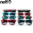 [送料無料]ネフ NEFF デイリーサングラス Daily Sunglasses ネフDAILY SHADES NF0302アメリカ買い付け