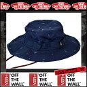 Vans Hat - Boonie Bucket バンズ 帽子 ハット サファリハット キャップVN-00YKH8T【あす楽対応】【楽ギフ_包装】