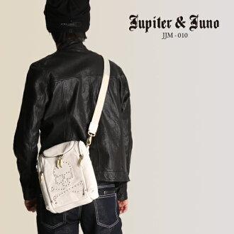 In Jupiter &Juno Jupiter and Juno Skull Pochette (skulls Pochette)