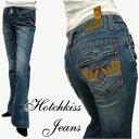 *Hotchkiss Jeans ホッチキス ジーンズ デニム 韓国 ブランド ヴィンテージ おしゃれ 美脚 セール HKL-DP003