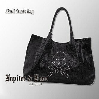 Bag to Studs Skull) (Jupiter &Juno ジュピターアンドジュノ (スカルスタッズ bags)