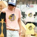 【メール便可】親子 ペア お揃い レディース メンズ Tシャツ Aloha Honolulu (160cm 165cm 175cm)【HD】