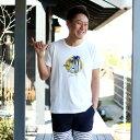 【メール便可】親子 ペア お揃い レディース メンズ Tシャツ Aloha Honolulu (160cm)【HD】