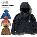 【送料無料】ノースフェイス THE NORTH FACE アウター○新作○Compact Jacket(100cm)