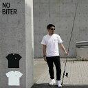 NOBiTER/ノーバイター 男女兼用 カタカナロゴ半袖Tシャツ nbt182020 Tシャツ ブラック 黒 ホワイト 白 S M LL フィッシング ティーシャツ