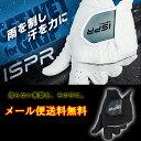 【両手セット】ISPR 新インスパイラルグローブ ゴルフ グローブ メンズ レディース 左手用 右手用 単品 インスパイラルグローブ イオンスポーツ ゴルフグローブ【RCP】【10P07Jan17】