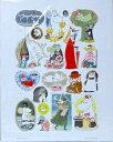 ムーミン PUTINKI社製 ミニポスター すごろく原画 PTK040054